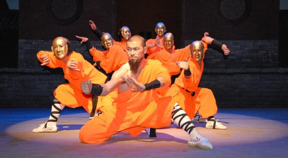 Shaolin Warriors at Orpheum Theatre Boston