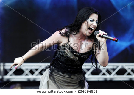 Evanescence at Orpheum Theatre Boston