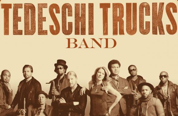 Tedeschi Trucks Band at Orpheum Theatre Boston