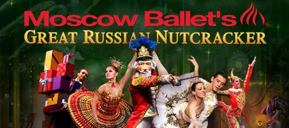 Moscow Ballet's Great Russian Nutcracker at Orpheum Theatre Boston