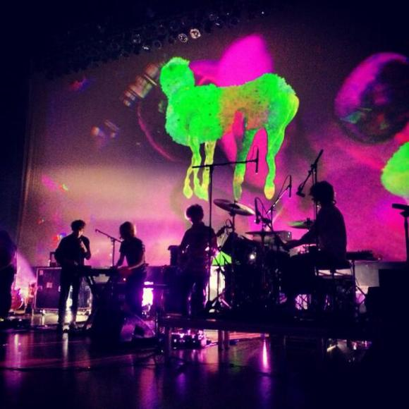 Mgmt at Orpheum Theatre Boston