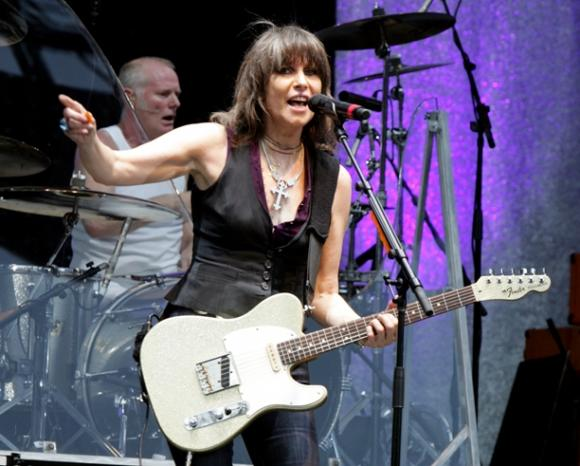 The Pretenders at Orpheum Theatre Boston