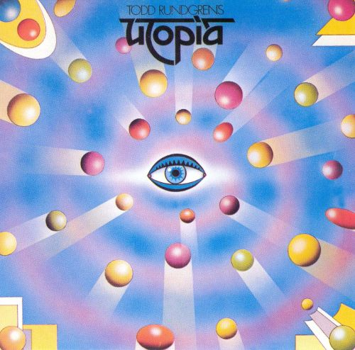 Todd Rundgren's Utopia at Orpheum Theatre Boston