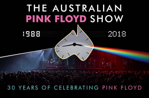 Australian Pink Floyd Show at Orpheum Theatre Boston
