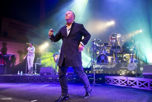 Simple Minds at Orpheum Theatre Boston