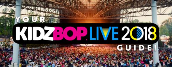 Kidz Bop Live at Orpheum Theatre Boston