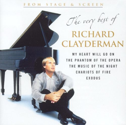 Richard Clayderman at Orpheum Theatre Boston