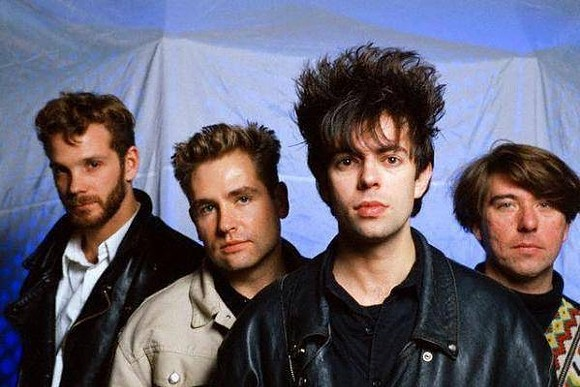 Echo and the Bunnymen at Orpheum Theatre Boston