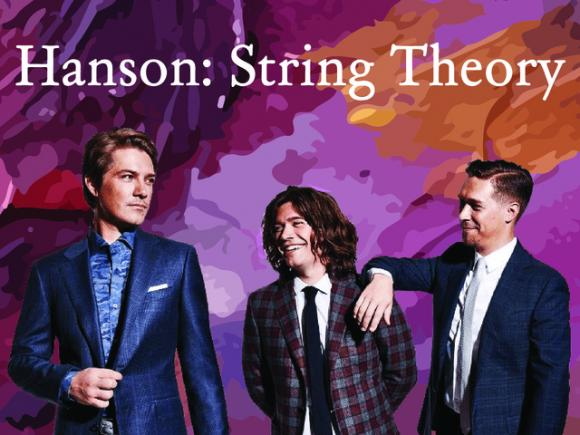 Hanson String Theory at Orpheum Theatre Boston