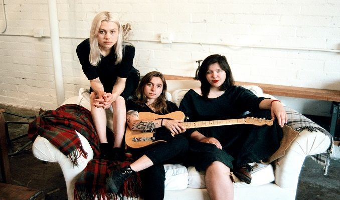 Julien Baker, Phoebe Bridgers & Lucy Dacus at Orpheum Theatre Boston