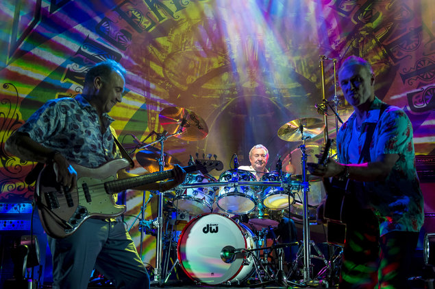 Nick Mason's Sauceful of Secrets at Orpheum Theatre Boston