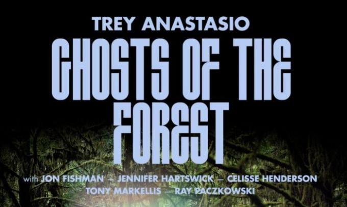 Ghosts of the Forest: Trey Anastasio at Orpheum Theatre Boston