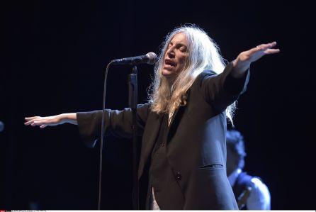 Patti Smith at Orpheum Theatre Boston
