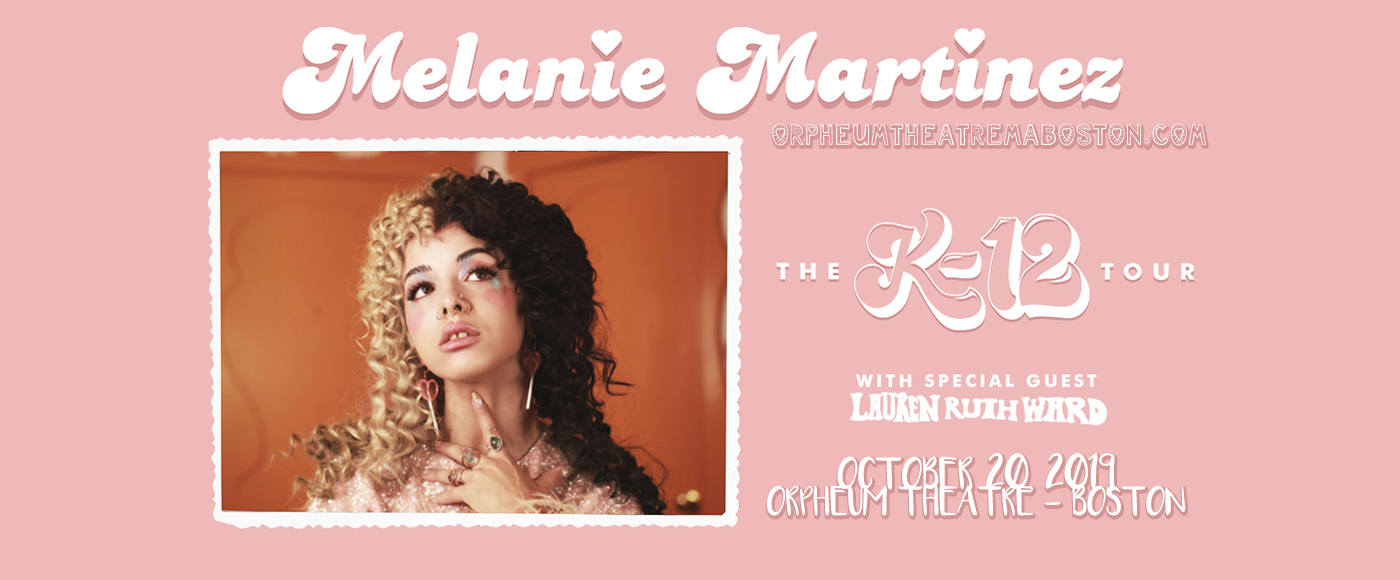 Melanie Martinez - Musician at Orpheum Theatre Boston
