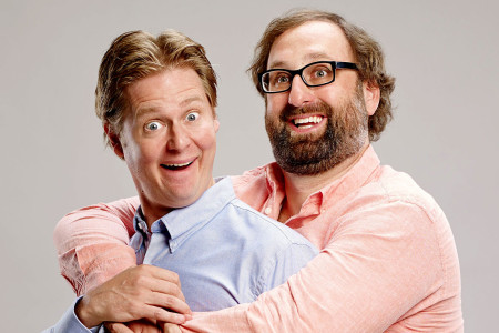 Tim and Eric's Awesome Show at Orpheum Theatre Boston