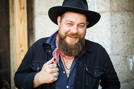 Nathaniel Rateliff at Orpheum Theatre Boston
