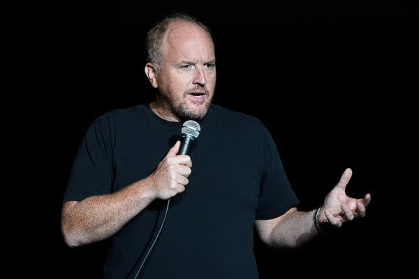 Louis C.K. at Orpheum Theatre Boston